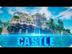 Minecraft - Grandeena Castle Cinematics - Epic Castle Map w/ Download - YouTube