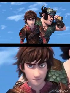 Hiccup is done with Snotface Snotlout Dragons race to the edge Dreamworks Movies, Dreamworks Dragons, Disney And Dreamworks, Hiccup Y Astrid, How To Train Dragon, Httyd 3, Dragon Rider, The Big Four, Toothless