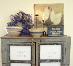 The Country Farm Home: BEFORE AND AFTER SERIES: The Farmhouse Keeping Room #farmhousekitchen