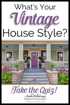 Love old houses, but can't decide which is your favorite? Find out by taking this fun quiz!