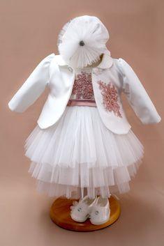 Compleu Perla #rose Girls Dresses, Flower Girl Dresses, Victorian, Wedding Dresses, Rose, Fashion, Dresses Of Girls, Bride Dresses, Moda