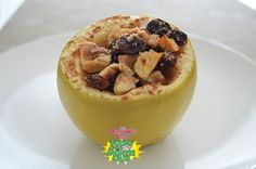 Baked apples! Sounds yummy for a tasty Fall treat! Some other creative apple ideas, too!