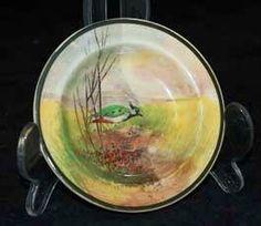 Gaming Birds Miniature Dish