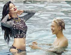 taemin and sulli discovered by Lovelly Kawaii Taemin, Shinee, Sulli Choi, Kpop Couples, Funny Qoutes, E Dawn, Cameron Boyce, Jungkook Cute, K Idols