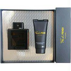 Fendi Fan Di Fendi Pour Homme Gift Set Fendi Fan Di Fendi Pour Homme By Fendi -- On Sale for $77.38