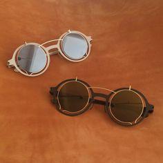 Eccentric, elegant and thoroughly modern, new sunglasses MADELEINE by Mykita / Damir Doma is a sophisticated handcraft. Visit Mykita Online Store: mykita.com/en/online-shop.  https://www.instagram.com/p/_e3v63J-yF/?taken-by=damirdomaofficial