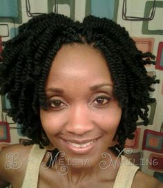 Bomb twist! Short Hair Twist Styles, Kinky Twist Styles, Hair Styles 2014, Twist Braid Hairstyles, Ethnic Hairstyles, Twist Braids, Black Girls Hairstyles, Natural Hair Cuts, Hair