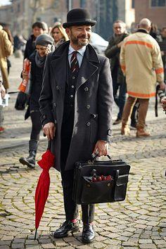 Winter Style Inspiration.   MenStyle1- Men's Style Blog