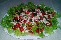 Ângela Bastos: Salada com Ricota Temperada