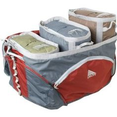 Kelty Camp Hauler 3 - love to organize, even when camping!