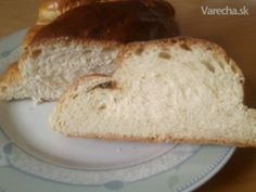 Jednoduchá hrnčeková vianočka (fotorecept) Eastern European Recipes, No Bake Cake, Food And Drink, Cooking Recipes, Sweets, Bread, Chocolate, Baking, Foods