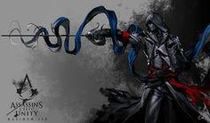 assassin's creed unity by LeesoraXXX