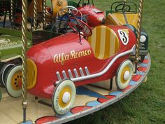 https://flic.kr/p/82AgjF | Children's Ride | Photos of Carters Steam Fair at West Wycombe in Buckinghamshire, England, May 2010.