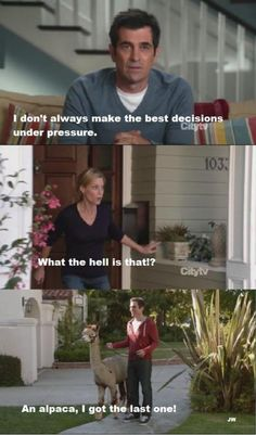 <3 Phil Dunphy