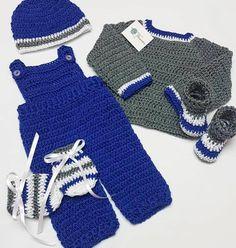 Tejiendo Ilusión (@tejiendoilusion) • Fotos y vídeos de Instagram Crochet For Boys, Instagram, Sweaters, Diy, Crafts, Fashion, Blue Grey, Blue Nails, Illusions