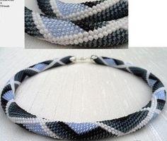 ornament home pattern Crochet Bead Bracelet Pattern