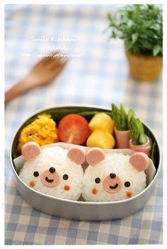 園弁【こえだちゃんのお弁当】の画像 | Mai's スマイル キッチン