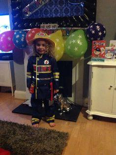 Fireman woody beau