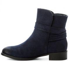 Magasított cipő JENNY FAIRY - LS3124-18 Sötétkék