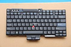 Lenovo ThinkPad T61 T60 T500 T400 R500 R400 US Keyboard 42T3241 42T3273 42T3143