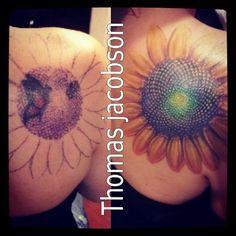 c9cb760419d66 color tattoos by thomas jacobson orlando florida. Tattoo PortfolioCover Up  ...