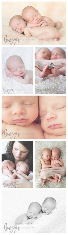 30 Beautiful Photos of Newborn Twins - Stylish Eve Twin Pictures, Twin Photos, Newborn Pictures, Baby Poses, Newborn Poses, Newborn Session, Foto Newborn, Newborn Twins, Newborns