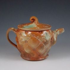 Teapot by Jake Allee from Companion Gallery