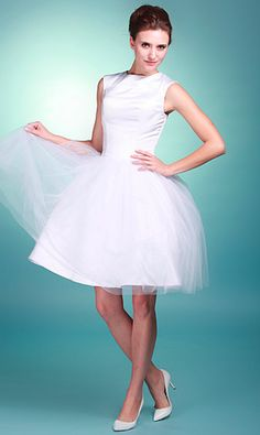 Affordable Short Wedding Dresses | Bride Ideas