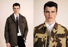 A.P.C. Lookbook Primavera-Verano 2013