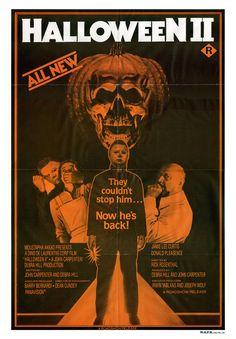 classichorrorblog: Halloween II (1981)