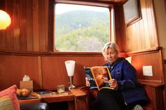 MV Sikumi Boat Photos View pictures of our Alaska cruise ship, the MV Sikumi. The MV Sikumi is a 67' custom cruise ship build for Alaska adventure cruises. The Sikumi is built to handle all seasons and sea conditions including the icy waters of Alaska's Inside Passage. The interior of the Sikumi is very spacious and allows for a spacious ride throughout the journey. View the images below of the Sikumi, or click here to view cruise destinations.