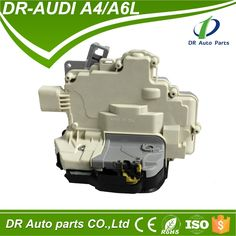 60.00$  Watch now - http://alinhl.worldwells.pw/go.php?t=32408833963 - 8E0 839 016AA REAR RIGHT SIDE FOR AUDI A4 A4L A6 A6L NEW BEETLE CENTRAL DOOR LOCK ACTUATOR MECHANISM