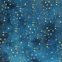 Stars shining bright all around you.