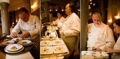 Chef Tony Mantuano of Spiaggia Restaurant in Chicago