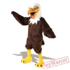 Animal Eagle Sport Mascot Costume
