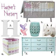 Cuuuuute nursery!