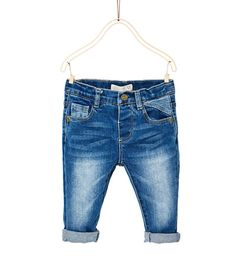 BASIC JEANS-JEANS-BABY BOY | 3 months - 4 years-KIDS | ZARA United States Zara United Kingdom, Zara United States, Toddler Jeans, Mom Jeans, Denim Shorts, Baby Boy, 4 Years, 3 Months, Boys