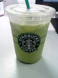 green tea latte - Google 검색