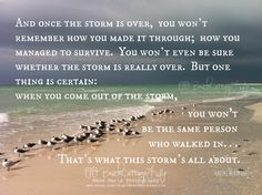 After the Storm Quotes Seaside Quotes, Ocean Quotes, Me Quotes, Motivational Quotes, Inspirational Quotes, Wisdom Quotes, Inspiring Sayings, Biblical Quotes, Spiritual Quotes