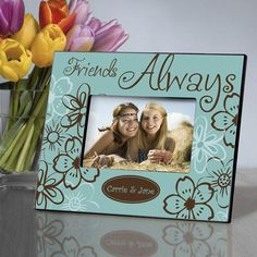 Friendship Frames - Turquoise