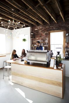 Tandem Coffee Roasters - Portland, Maine