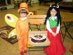 Ronald Mcdonald, Snow White, Creativity, Costumes, Disney Princess, Disney Characters, Carnavals, Dress Up Clothes, Snow White Pictures