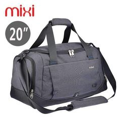 Mixi 39L Polyester Sport Bag Training Gym Bag Men Woman Fitness Bags  Durable Multifunction Handbag Outdoor 698a077690