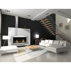 You'll love the Fargo Ventless Wall Mounted Bio Ethanol Fuel Fireplace at Wayfair - Great Deals on all Furniture products with Free Shipping on most stuff, even the big stuff.