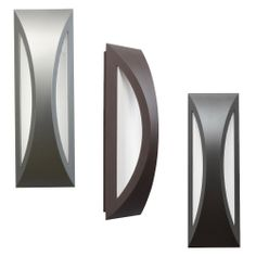 """Kichler 49436 Cesya Contemporary 6"""" Wide LED Outdoor Wall Light Sconce - KIC-49436"""