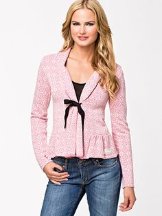 Canna Cardigan - Odd Molly - Pink - Jumpers & Cardigans - Clothing - Women