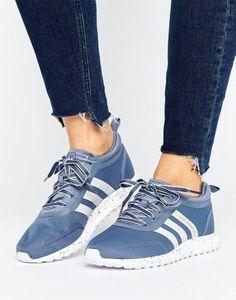 e7dc5e50535c8 adidas Los Angeles Sneakers Adidas Nmd, Blusas Adidas, Sapatilhas Azuis,  Tênis Azuis,