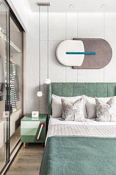 Best 30 interor luxery decors in 2019 Modern Home Interior Design, Modern Bedroom Design, Home Bedroom, Bedroom Decor, Casamance, Elegant Home Decor, Luxurious Bedrooms, Luxury Bedrooms, Fashion Room