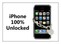 Unlock Your IPHONE Now! 100% Legal and PERMANENT!