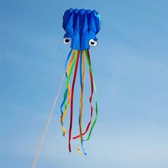 Portable Colorful Octopus Soft Outdoor Sport Flying Kite 5.5m  Worldwide delivery. Original best quality product for 70% of it's real price. Buying this product is extra profitable, because we have good production source. 1 day products dispatch from warehouse. Fast & reliable shipment...